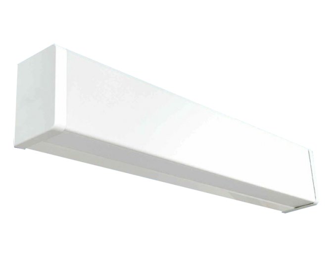 "3.5"" Deep Square Stairwell Linear With Integrated Sensor"