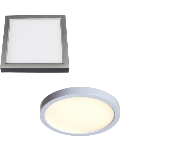Ultra Thin Faux Downlight