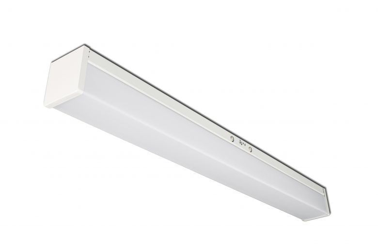 "4.4"" LED Deep Stairwell Bracket With Integrated Sensor"