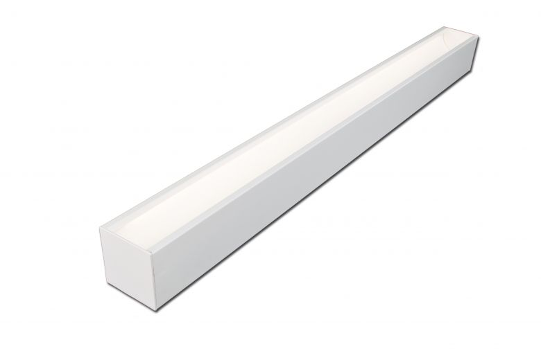 Pendant/Surface/Recessed Mount LED Indirect Radiant Linear Fixture