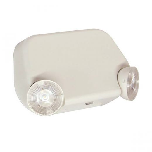 LED Low Profile Thermoplastic Emergency Unit