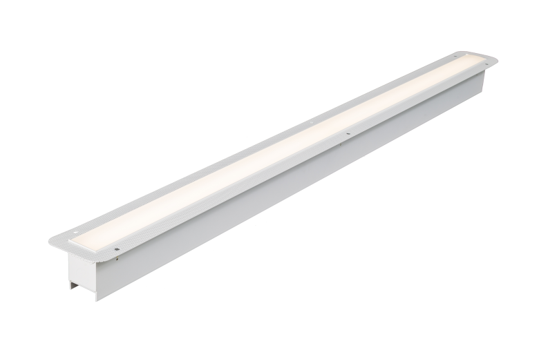 LED Recessed Linear Fixture