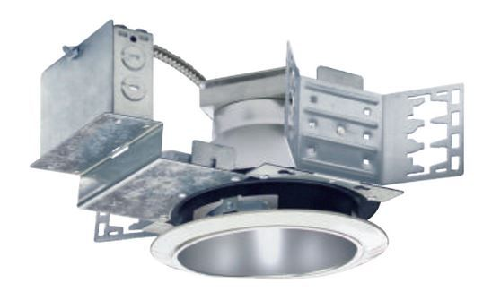 "6"" Non-IC Architectural Frame -in Kit for 14W, 23W, 30W & 45W LED, 120-277V Dimmable Driver"